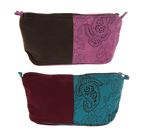 Wallflower Cosmetic Bag