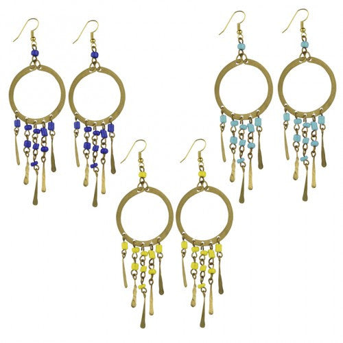 Dandora Chandelier Earrings
