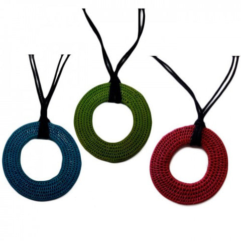 Swazi Circle Necklace