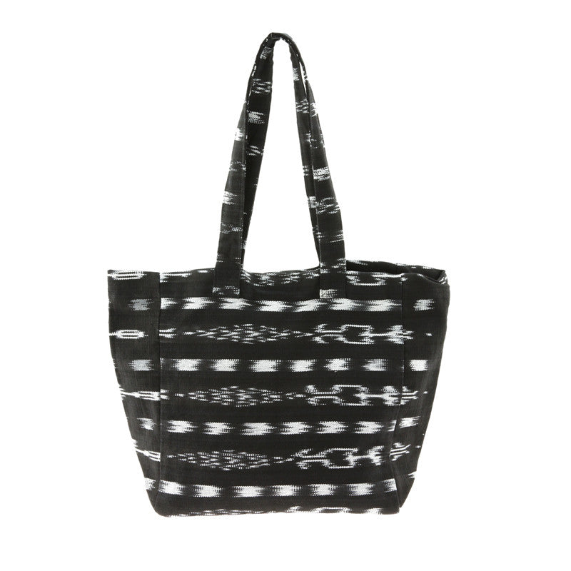 Simple As Black and White Tote