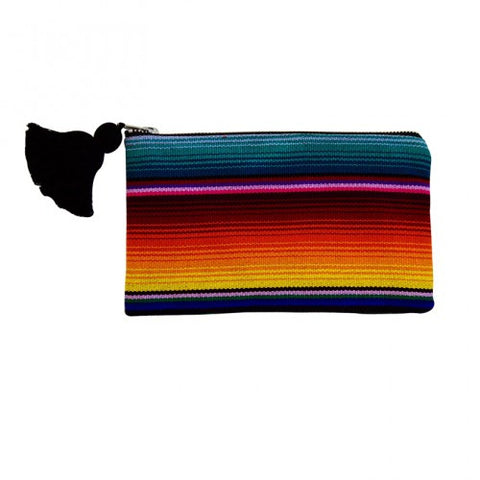 Guatemalan Color Festival Clutch