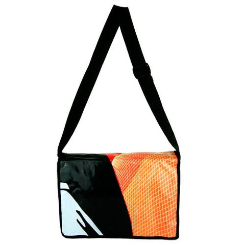 Recycled Common Wealth Games Messenger Bag