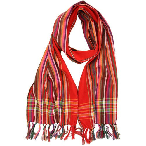 Kenyan Away With Hunger Scarf