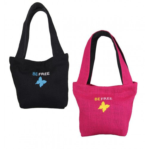 Be Free Butterfly Tote