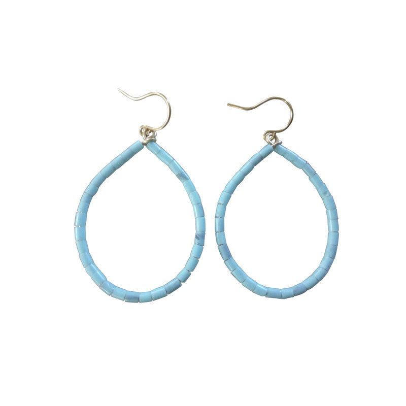 World of Color Hoop Earrings