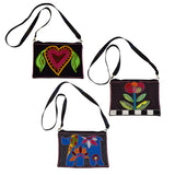 Amarasti Embroidered Sling Bag