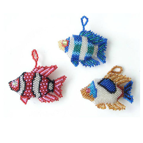 Tropical Fish Ornament
