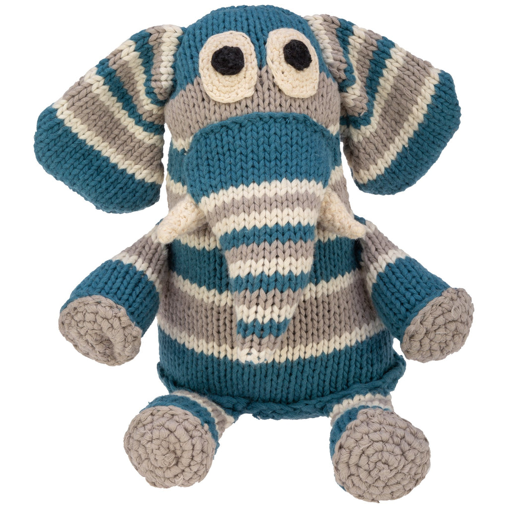Snuggle Bush Knit Animals