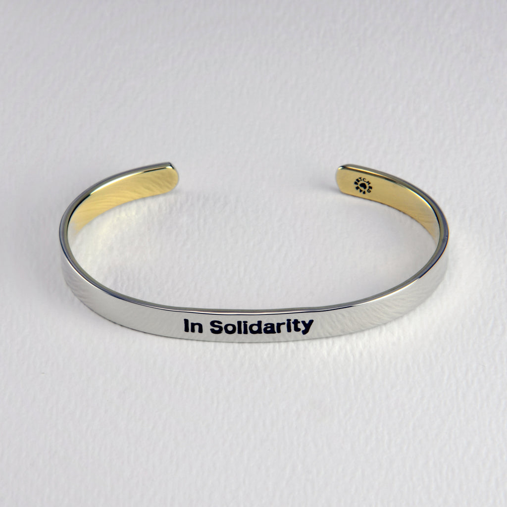 In Solidarity Cuff