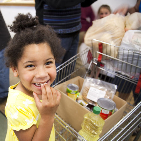 Feed U.S. Kids with The BackPack Program