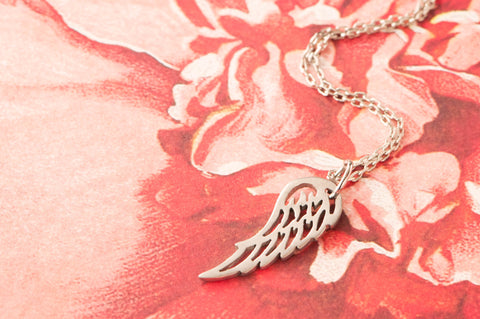 You Are My Angel Necklace