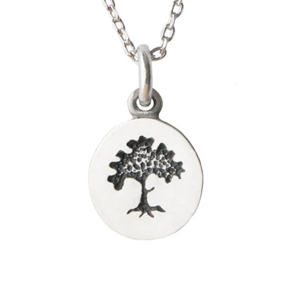 Tiny Tree Neckalce