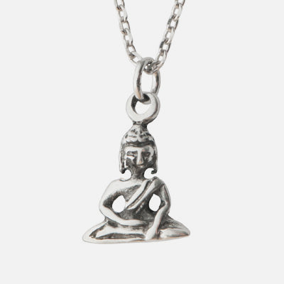 Buddha of compassion necklace