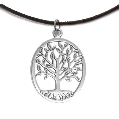 Tree of Life, Roots of Health Necklace