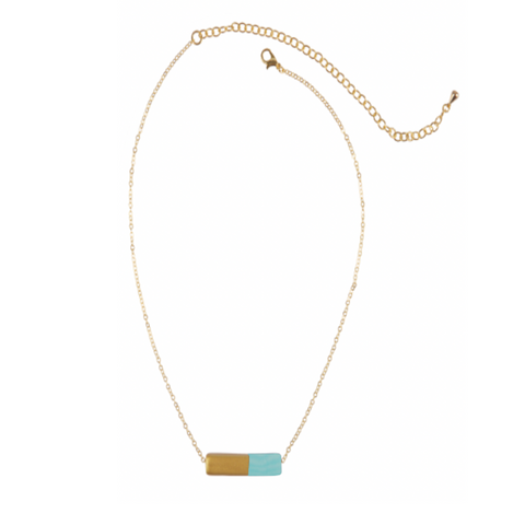 Oro Bar Necklace