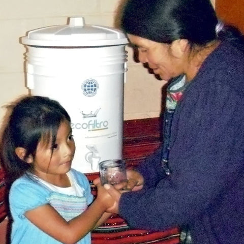 Partner With a Guatemalan Woman to Provide Clean Water for Her Family