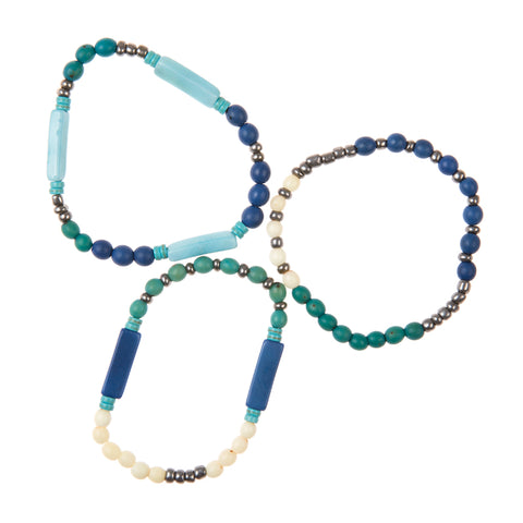 Rebeca Set of 3 Bracelet
