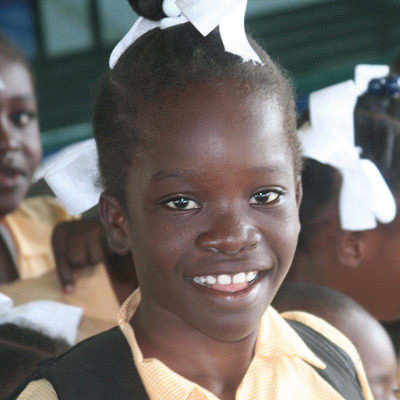 Send a Child in Haiti to School