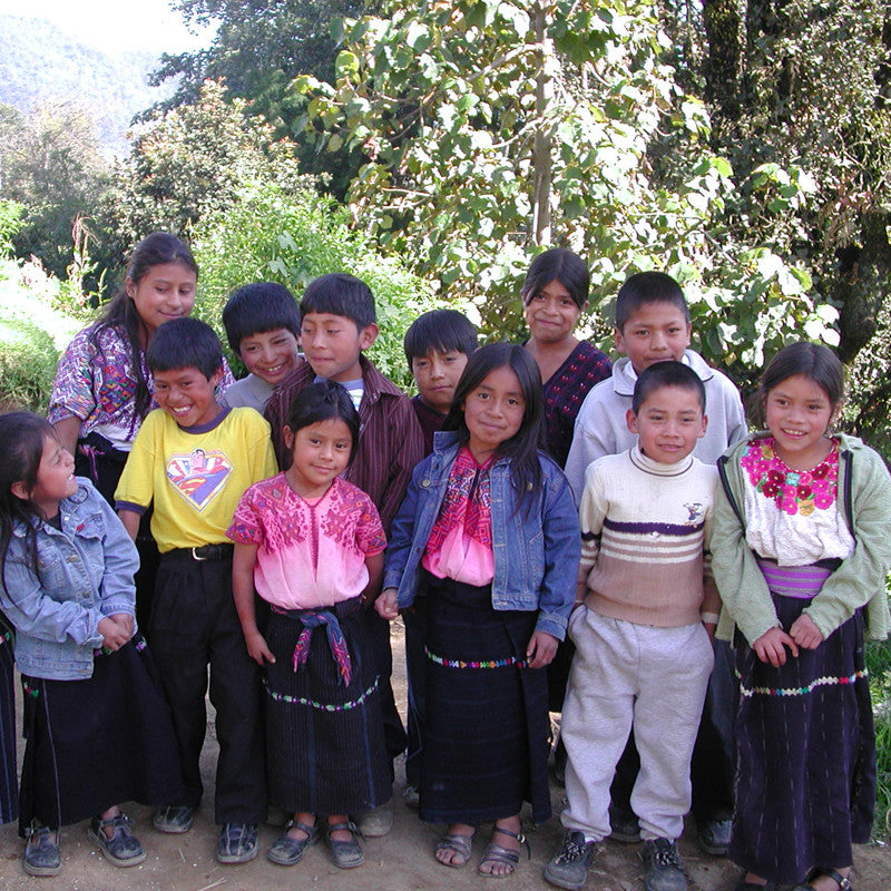 Send a Child to School in Guatemala