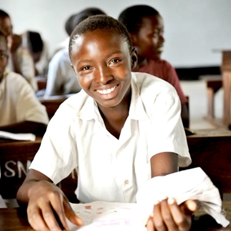 Send Girls to School in Sub-Saharan Africa