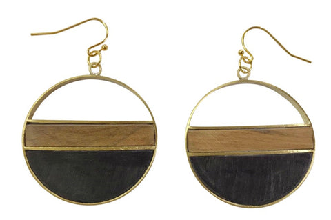 Emilia Geometric Earrings