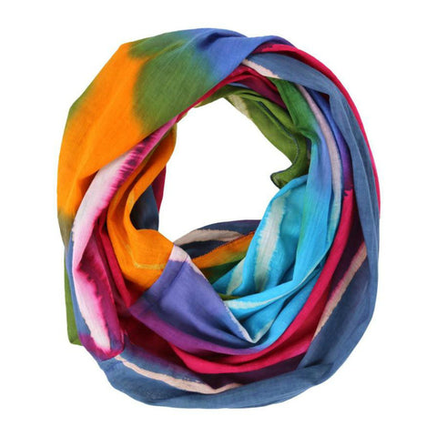 Northern Lights Infinity Scarf