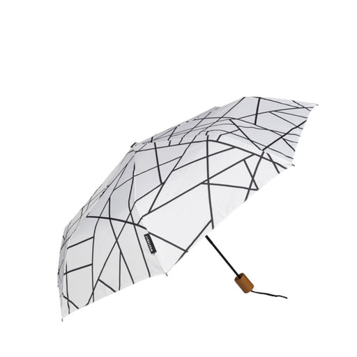 Drifter Umbrella - Matrix White