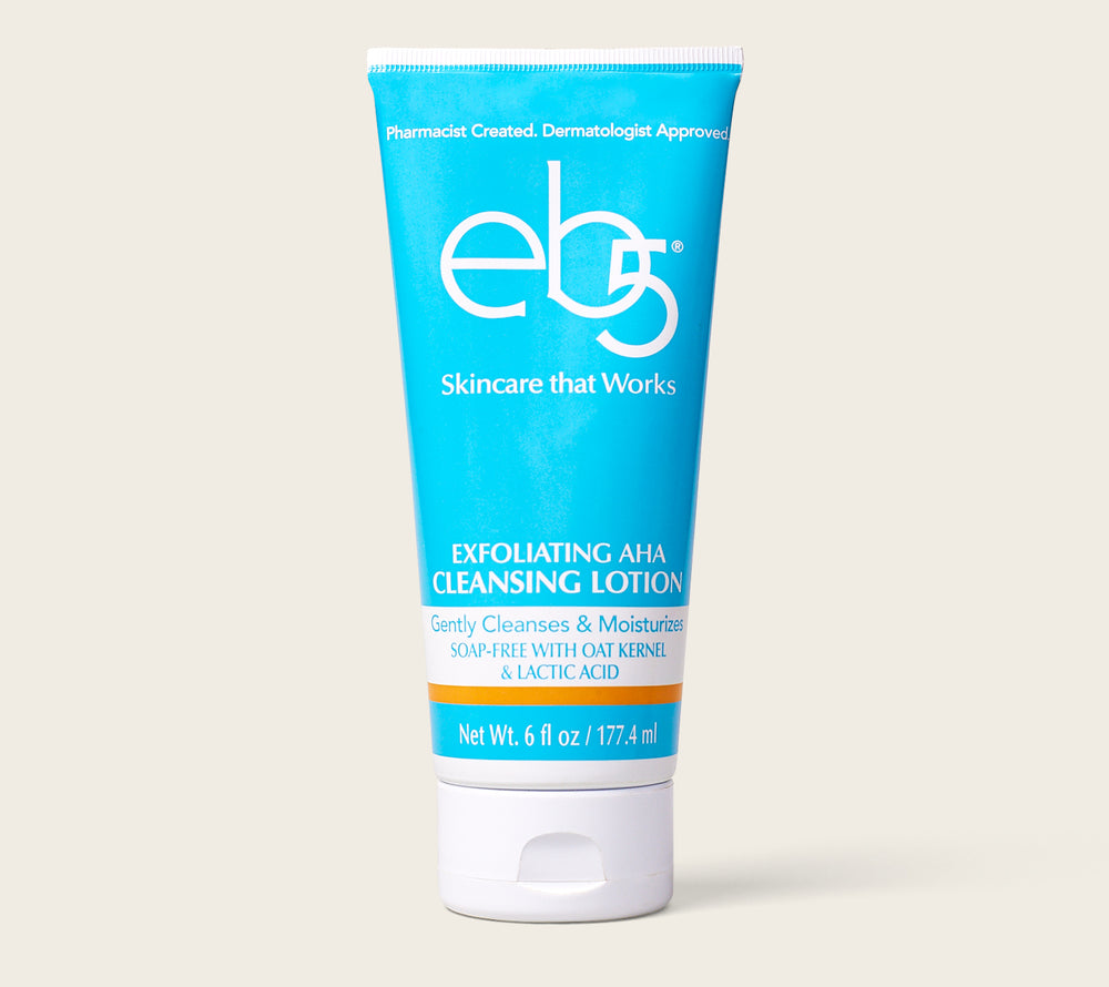 Exfoliating Cleansing Lotion | AHA