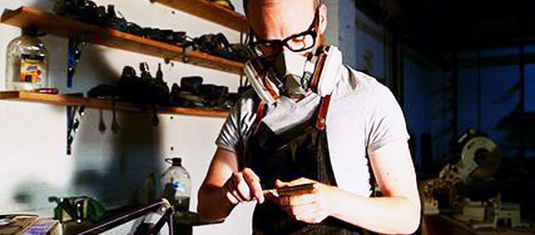 Meet the bladesmith whose knives are a cut above