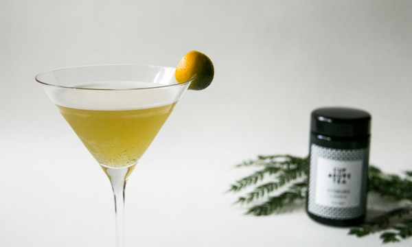 Gyokuro Green Tea Martini