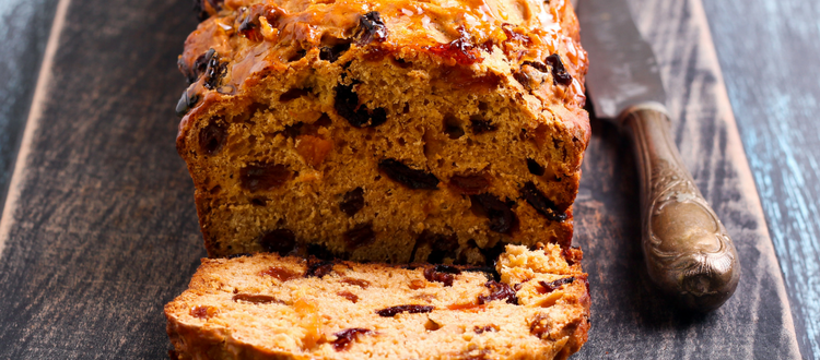 Cooking with tea - Spiced Tea Loaf