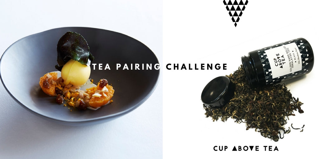 Copy of Copy of Tea Pairing Challenge 20160722 ARIA Matt Moran
