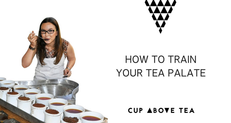 how-to-train your tea palate