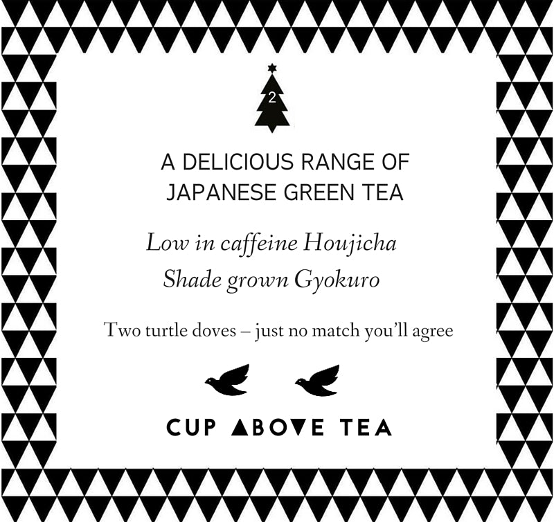 On the second day of ChristmasCup Above Tea sent to me (1)