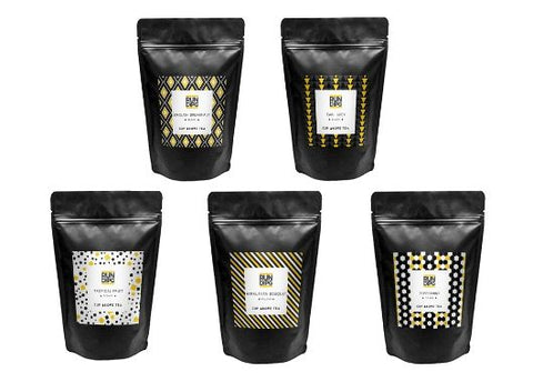 Run DIPG Tea - 5 pack set