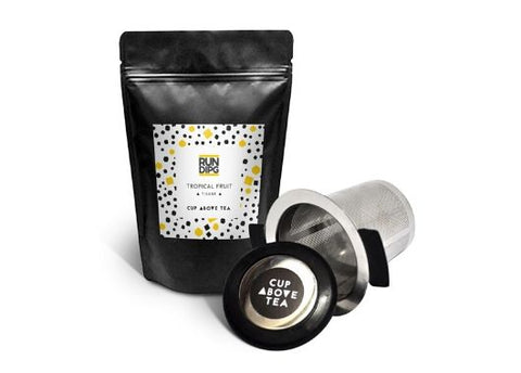 Run DIPG Tea - Tropical Fruit Tisane
