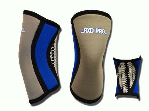 KNEE SLEEVES NEOPRENE - in pairs - RXD PRO Functional Fitness