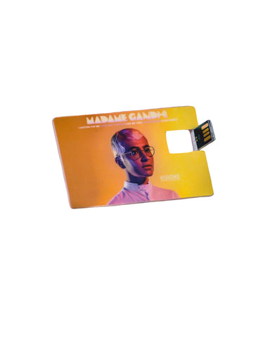 Visions USB Cards