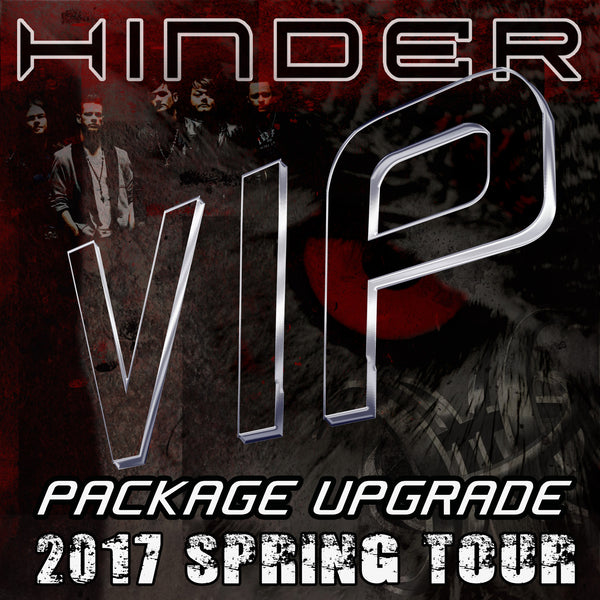 HINDER VIP Upgrade