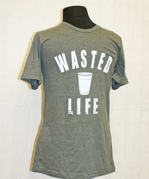 Wasted Life Tee