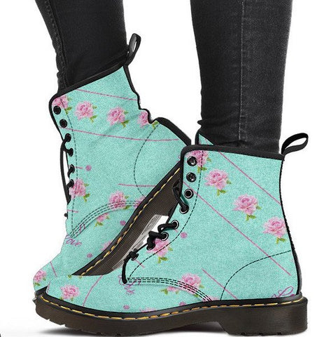 FLORAL DESIGN - Ladies Baby Rose Boot