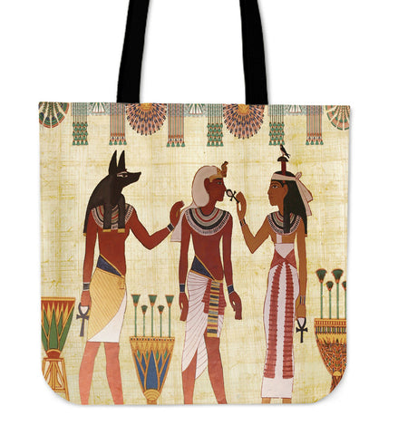 Tote Bag - Egyptian Design
