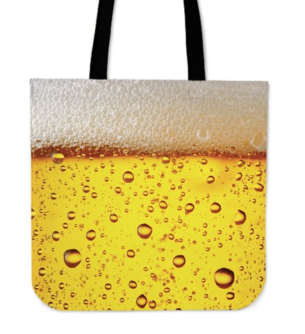 Beer Lover Tote Bag