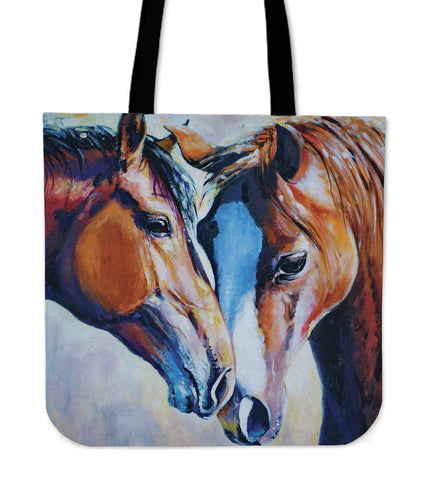 Horse Lovers Tote Bag