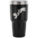Tumbler 30oz - Little Girl & Horse