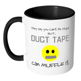 Mug Color Accents - Duct Tape 11oz