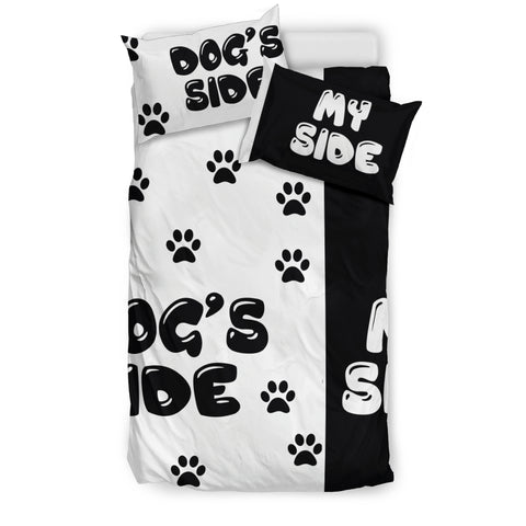 Dog Owners Bedding Set