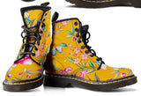 FLORAL COLLECTION - Ladies Yellow Boots