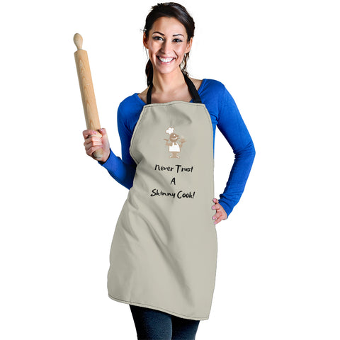 Women's Apron - Skinny Cook