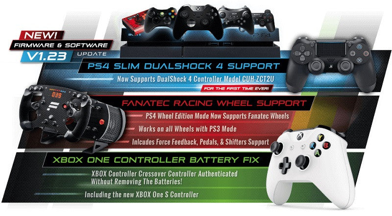 Official CronusMAX PLUS V3 Controller Mod (PS4 PS3 Xbox One 360 PC)